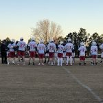 Boys B-Team Lacrosse beats White Knoll 11-5