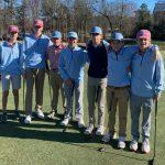 Boys JV Golf Tops Blythewood JV Golf in Mid Week Scrimmage