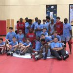 Varsity Wrestling season comes to an end with success on and off the mat!
