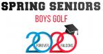 Spring Sports Seniors: Boys Golf – Reynolds