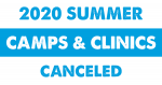 2020 Summer Camps and Clinics Canceled
