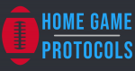 2020 Home Football Game Protocols