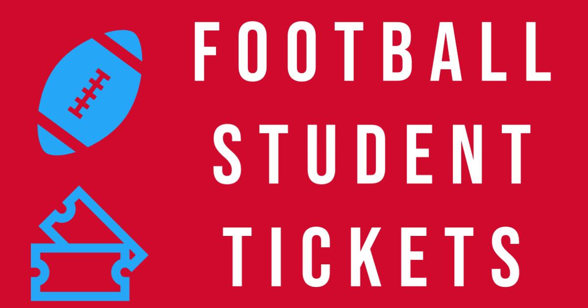 Thursday Night Varsity Football – Student Tickets