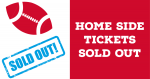 Thursday Varsity Football – Home Side Tickets Sold Out