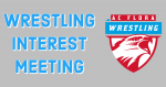 Wrestling Interest Meeting