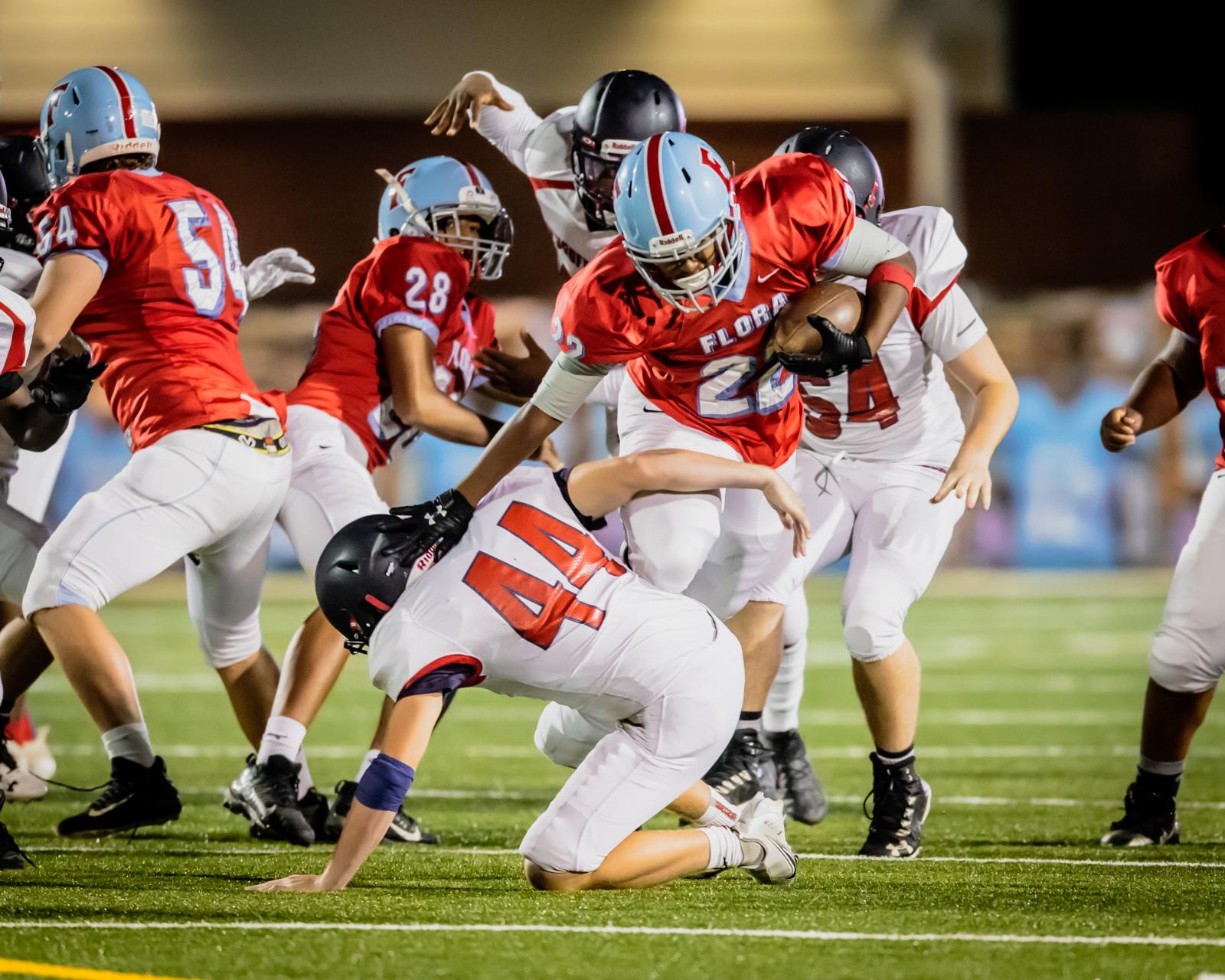Photos: JV Football vs Lugoff-Elgin – 11/5/20