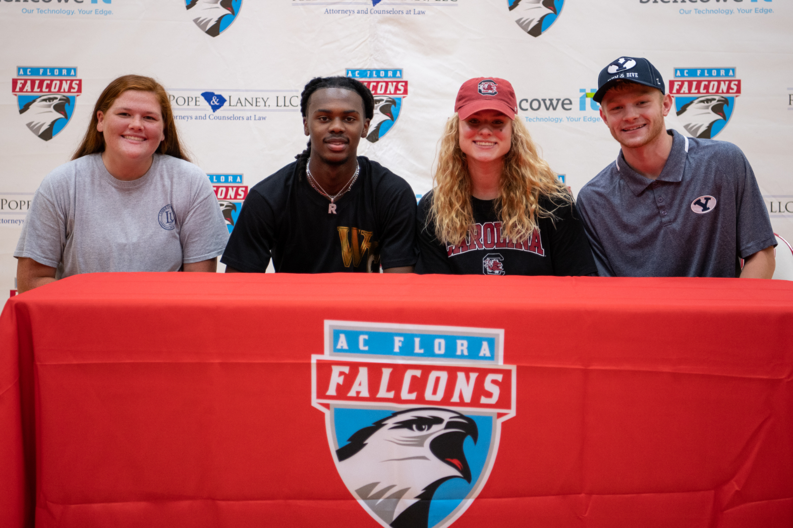 Athletic Signing Day – 11/11/20