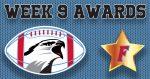Football Awards – 2020 Week 9