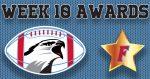 Football Awards – 2020 Week 10