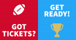 Got Football State Championship Tickets? Get Ready!
