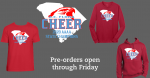Pre-Order Cheer State Championship Gear Now!
