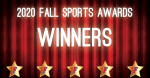 2020 Fall Sports Awards Winners