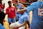 Photos: Varsity Boys Basketball vs South Pointe – 2/25/21