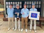 Hot Dadgum!  Flora Boys Golf Varsity Take Gold at Bengal Invitational Over 28 Other Schools