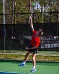 Photos: Varsity Boys Tennis vs Irmo – 3/22/21
