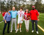 Photos: Varsity Boys Lacrosse Senior Night vs Oceanside – 3/26/21
