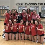 JV Wins Volleyball Tournament Championship