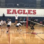 Varsity Volleyball Falls to Ramsay