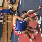 Eagles defeat Chelsea in wrestling 58-24