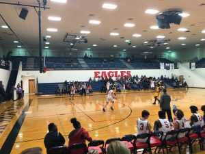 Eagles fall to Pleasant Grove
