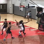 Eagle Basketball Defeats Warriors, Seeded 2 in Area Play