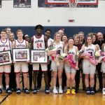 OM Boys Bball Closes 19-9 Season, Seniors Celebrated