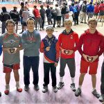 OM Wrestling 4th in South Super Sectionals – 7 to State