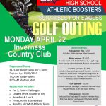 OMHS Scramble for Eagles Golf Outing –  Aprll 22   Register Now!