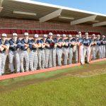Varsity Baseball defeats Normal West (IL)