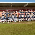 Varsity Baseball shuts out Hewitt-Trussville in Game 1 of playoff series