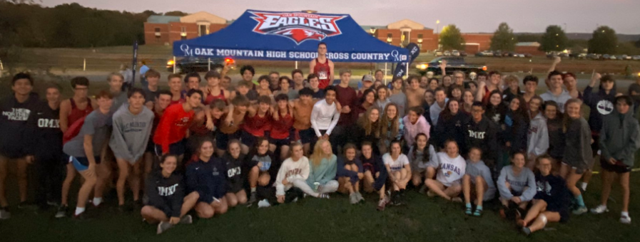 Cross Country performs well at Scottsboro