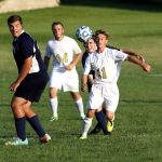 Boys Soccer eliminates Benton Central