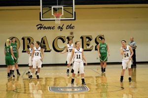 Girls Basketball 2014-2015