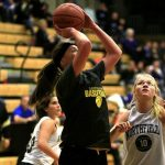Lady Oracles Fall to Harrison
