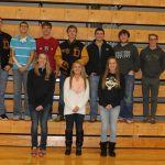 Fall Oracle Athletes awarded with ALL HOOSIER CONFERENCE