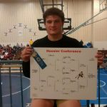 Wrestling Places 3rd At Hoosier Conference