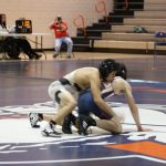 Wrestling Falls to Harrison