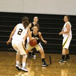 Lady Oracles overwhelm Clinton Prairie