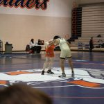 Wrestling Is Taking Charge