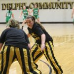 Delphi upended by top ranked Benton Central