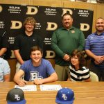 Delphi's Gillam signs with Bethel College