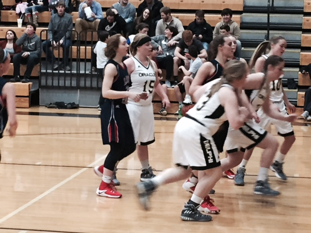 Lady Oracles move to 7-3 by defeating FC Mustangs