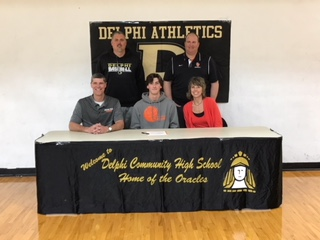 Murray signs with Indiana Tech to play Baseball
