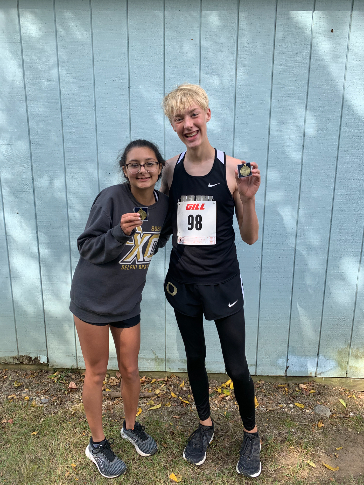 Oracle Cross Country finds Success