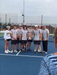 Oracle Boys Tennis wins Hoosier Heartland Conference