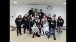 DCMS Swim team wins Hoosier Heartland meet