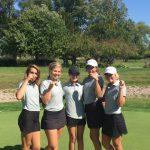 Archbishop Bergan High School Girls Varsity Golf finishes 2nd place