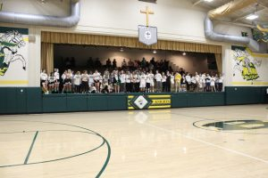 Gary D. Schmidt Gym Dedication