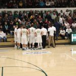 Bergan Boys Varsity Basketball tops GACC 67-55