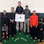 Archbishop Bergan High School Boys Varsity Wrestling finishes 8th place